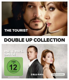 The Tourist / Mr. & Mrs. Smith (Blu-ray)