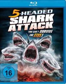 5-Headed Shark Attack (Blu-ray)