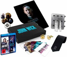John Wick & John Wick: Kapitel 2 (Gentleman's Edition - Ultimate Fan Collection) (Blu-ray)