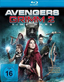 Avengers Grimm 2: Time Wars (Blu-ray)