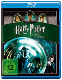 Harry Potter And The Order Of The Phoenix (2007) (Blu-ray)