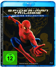 Spider-Man Trilogie (Blu-ray)