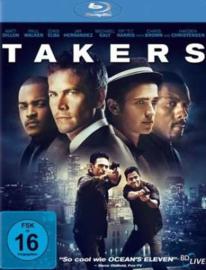Takers (2010) (Blu-ray)