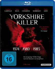 Yorkshire Killer (Red Riding Trilogy) (Blu-ray)