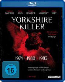 Yorkshire Killer (Red Riding Trilogy) (Blu-ray)