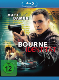 The Bourne Identity (2002) (Blu-ray)