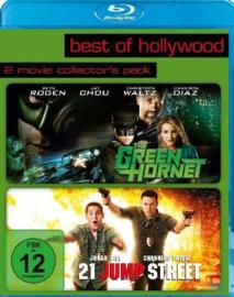 21 Jump Street / The Green Hornet (Blu-ray)