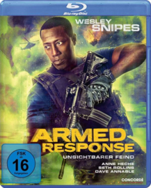 Armed Response (Blu-ray)