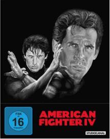 American Ninja 4 - The Annihilation (1990) (Blu-ray in Steelbook)