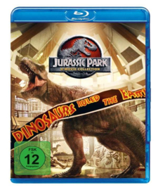 Jurassic Park 4-Movie-Collection (Blu-ray)
