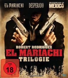 El Mariachi Trilogy (El Mariachi / Desperado / Irgendwann in Mexico) (Blu-ray)