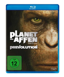 Rise Of The Planet Of The Apes (2011) (Blu-ray)