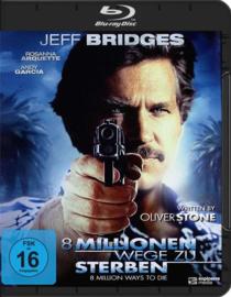 8 Million Ways To Die (1986) (Blu-ray)