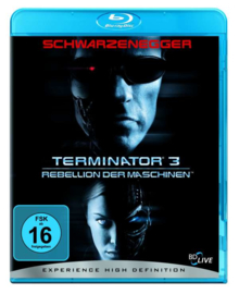 Terminator 3 - Rise Of The Machines (2003) (Blu-ray)