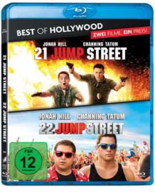 21 Jump Street / 22 Jump Street (Blu-ray)
