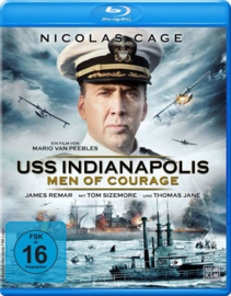 USS Indianapolis - Men of Courage (Blu-ray)