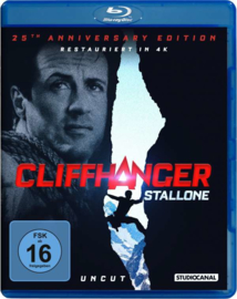 Cliffhanger (25th Anniversary Edition) (Blu-ray)