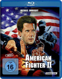 American Ninja 2 - The Confrontation (Blu-ray)