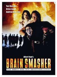 Brain Smasher (Blu-ray & DVD in Mediabook)