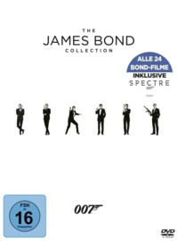 The James Bond Collection (2016)