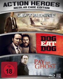 Action Heroes: Nicolas Cage Edition (Blu-ray)