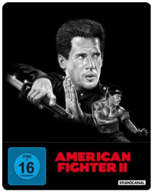 American Ninja 2 - The Confrontation (1987) (Blu-ray in Steelbook)