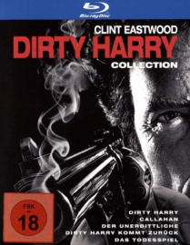 Dirty Harry Collection (Blu-ray)