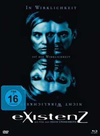 eXistenZ (Blu-ray & DVD in Mediabook)
