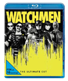 Watchmen (2009) (Ultimate Cut) (Blu-ray)