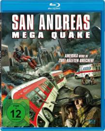 San Andreas Mega Quake (Blu-ray)