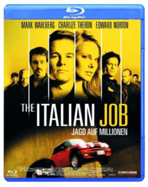 The Italian Job (2003) (Blu-ray)