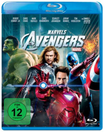 The Avengers (2011) (Blu-ray)