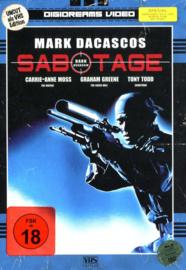 Sabotage (1996) (VHS-Edition) (Blu-ray & DVD in Mediabook)