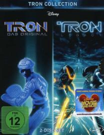TRON: Das Original / TRON: Legacy (Blu-ray)