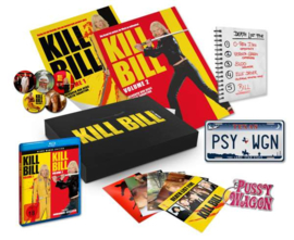 Kill Bill: Volume 1 & 2 (Black Mamba Edition - Ultimate Fan Collection) (Blu-ray)