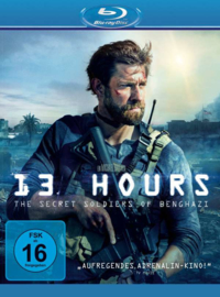 13 Hours - The Secret Soldiers of Benghazi (Blu-ray)