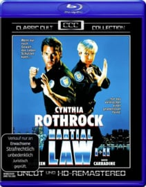 Martial Law 1+2 (Blu-ray)