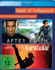 After Earth / Karate Kid (Blu-ray)