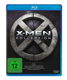 X-Men 1-6 Collection (Blu-ray)