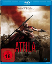 Attila (2013) (Blu-ray)