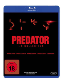 Predator 1-4 Collection (Blu-ray)