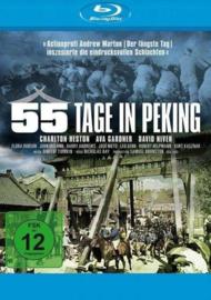 55 Days At Peking (1963) (Blu-ray)