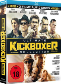 Ultimate Kickboxer Collection (Blu-ray)