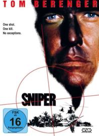 Sniper - Der Scharfschütze (Blu-ray & DVD in Mediabook)
