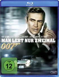 James Bond: You Only Live Twice (1967) (Blu-ray)