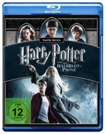 Harry Potter And The Half-Blood Prince (2009) (Blu-ray)