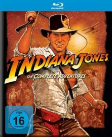 Indiana Jones - The Complete Collection (Blu-ray)