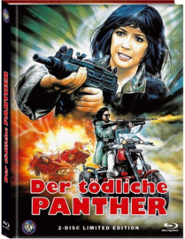 Lethal Panther / Jing tian long hu bao (Blu-ray & DVD in Mediabook)