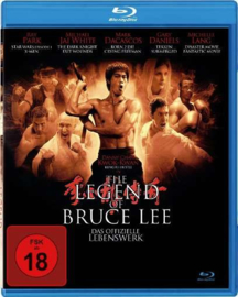 The Legend of Bruce Lee (Extended Uncut Edition) (Blu-ray)