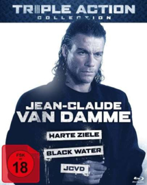 Jean-Claude van Damme Triple Action Collection (Blu-ray)